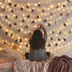 Starry Fairy String Lights (66FT - 200 LEDs)